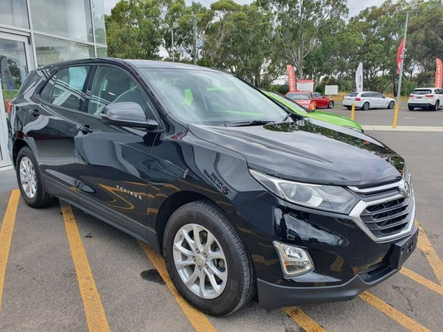 Used Holden Equinox EQ MY18 LS+ FWD Epsom, 2018 Holden Equinox EQ MY18 LS+ FWD Black 6 Speed Sports Automatic Wagon