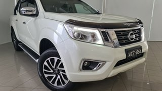 2018 Nissan Navara D23 S3 ST-X White 6 Speed Manual Utility.