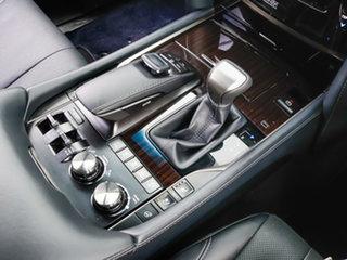 2018 Lexus LX570 URJ201R Facelift White 8 Speed Automatic Wagon