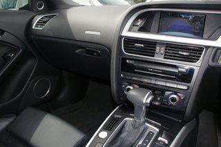 2016 Audi A5 8T MY16 2.0 TFSI Quattro White 7 Speed Auto Direct Shift Coupe