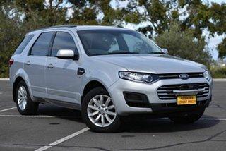 2016 Ford Territory SZ MkII TX Seq Sport Shift AWD Silver 6 Speed Sports Automatic Wagon.
