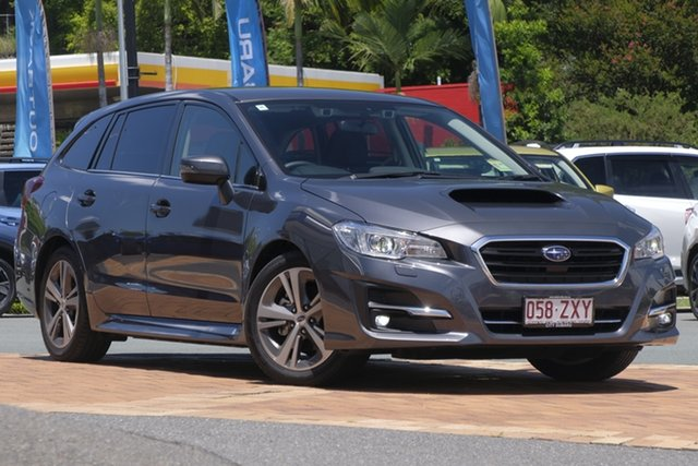 Demo Subaru Levorg V1 MY20 1.6 GT CVT AWD Newstead, 2020 Subaru Levorg V1 MY20 1.6 GT CVT AWD Magnetite Grey 6 Speed Constant Variable Wagon