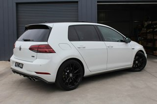 2020 Volkswagen Golf 7.5 MY20 R DSG 4MOTION Final Edition White 7 Speed Sports Automatic Dual Clutch