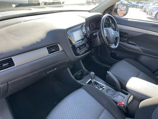 2014 Mitsubishi Outlander ZJ MY14.5 ES 2WD Silver 6 Speed Constant Variable Wagon