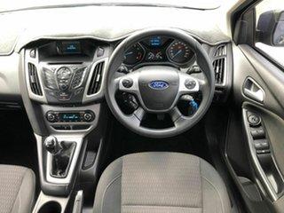 2014 Ford Focus LW MkII MY14 Trend Grey 5 Speed Manual Hatchback