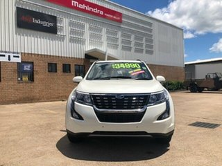 2020 Mahindra XUV500 W10 (AWD) White 6 Speed Automatic Wagon