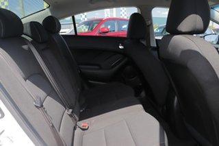 2016 Kia Cerato YD MY17 S Silky Silver 6 Speed Sports Automatic Sedan