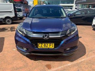 2015 Honda HR-V VTi-S Blue Continuous Variable Wagon