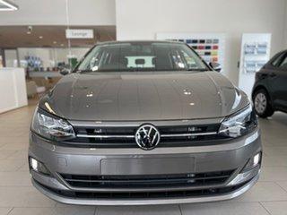 2020 Volkswagen Polo AW MY21 70TSI DSG Trendline Z1z1 7 Speed Sports Automatic Dual Clutch Hatchback.