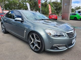 2014 Holden Calais VF MY14 V Grey 6 Speed Sports Automatic Sedan.