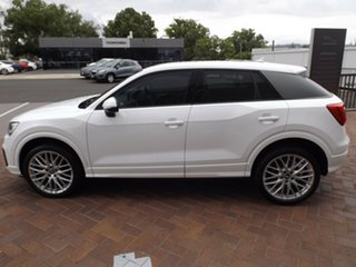 2017 Audi Q2 GA MY17 Sport S Tronic Quattro White 7 Speed Sports Automatic Dual Clutch Wagon