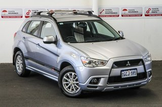 2011 Mitsubishi ASX XA (4WD) 6 Speed Manual Wagon.