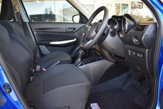 2020 Suzuki Swift AZ Series II GLX Turbo Speedy Blue 6 Speed Sports Automatic Hatchback