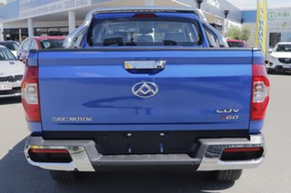 2019 LDV T60 SK8C Luxe LWB Mega Tub Jewel Blue/ 6 Speed Sports Automatic Utility
