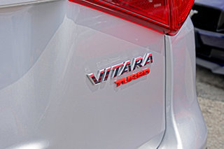 2019 Suzuki Vitara LY Series II Turbo 4WD Silver 6 Speed Sports Automatic Wagon