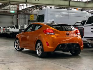2012 Hyundai Veloster FS Coupe D-CT Orange 6 Speed Sports Automatic Dual Clutch Hatchback