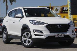 2018 Hyundai Tucson TL3 MY19 Go 2WD Pure White/matching 6 Speed Automatic Wagon.