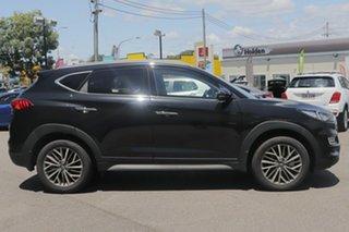 2020 Hyundai Tucson TL3 MY20 Elite 2WD Black 6 Speed Automatic Wagon.