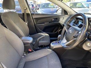 2011 Holden Cruze JH Series II MY11 SRi Black 6 Speed Sports Automatic Sedan