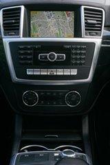 2012 Mercedes-Benz M-Class W166 ML350 BlueTEC 7G-Tronic + Black 7 Speed Sports Automatic Wagon