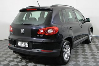 2008 Volkswagen Tiguan 5N MY09 103TDI 4MOTION Black 6 Speed Sports Automatic Wagon.