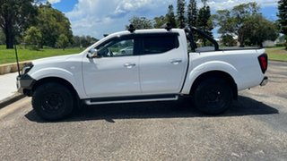 2017 Nissan Navara D23 S2 ST White 7 Speed Sports Automatic Utility