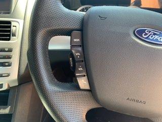 2013 Ford Falcon FG MK2 XR6 Blue 6 Speed Auto Seq Sportshift Sedan