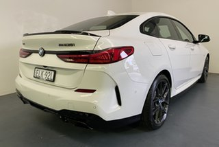 2020 BMW 2 Series F44 M235i Gran Coupe Steptronic xDrive Alpine White 8 Speed Sports Automatic Sedan.