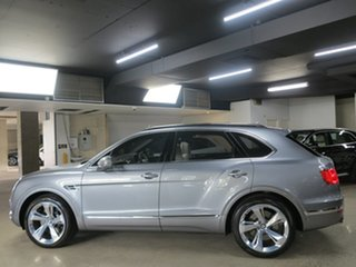 2018 Bentley Bentayga 4V MY19 AWD Hallmark Grey 8 Speed Sports Automatic Wagon