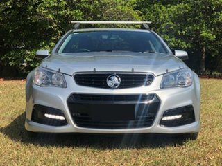 2014 Holden Ute VF MY15 SV6 Silver 6 Speed Automatic Utility