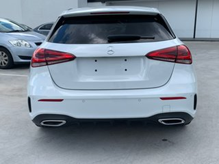 2018 Mercedes-Benz A-Class W177 A200 DCT White 7 Speed Sports Automatic Dual Clutch Hatchback.