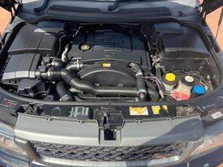 2009 Land Rover Range Rover MY10 Sport 3.0 TDV6 Black 6 Speed Automatic Wagon