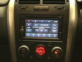 2015 Suzuki Grand Vitara JB Navigator 2WD Billet Silver 4 Speed Automatic Wagon