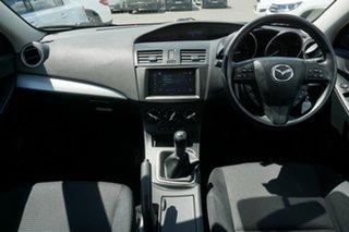 2012 Mazda 3 BL10F2 Neo Red 6 Speed Manual Hatchback