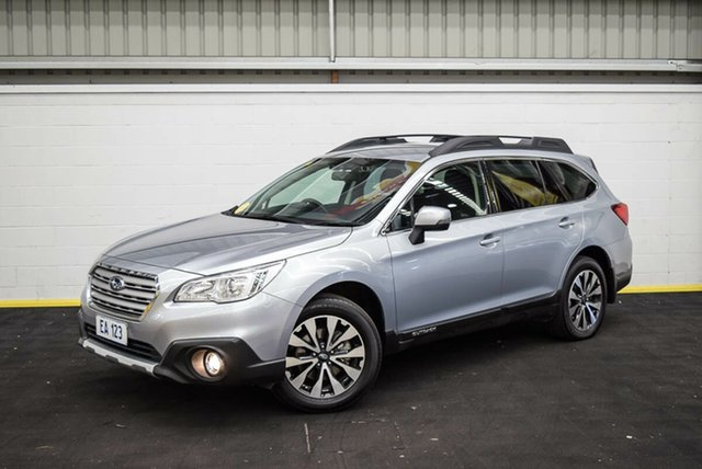 Used Subaru Outback B6A MY18 2.5i CVT AWD Canning Vale, 2018 Subaru Outback B6A MY18 2.5i CVT AWD Silver 7 Speed Constant Variable Wagon