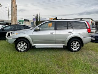 2013 Great Wall X200 K2 MY13 Silver 5 Speed Automatic Wagon