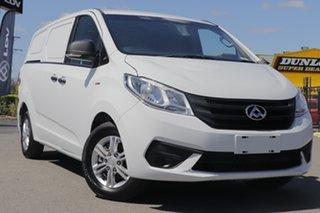 2018 LDV G10 SV7C Blanc White 6 Speed Automatic Van.
