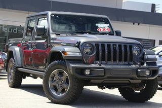 2020 Jeep Gladiator JT MY20 Rubicon Pick-up Grey 8 Speed Automatic Utility.
