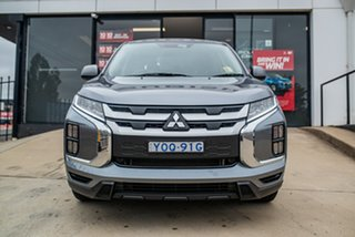 2020 Mitsubishi ASX XD MY20 ES 2WD Titanium 1 Speed Constant Variable Wagon.