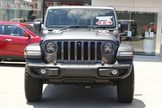 2020 Jeep Gladiator JT MY20 Rubicon Pick-up Grey 8 Speed Automatic Utility