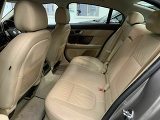 2008 Jaguar XF X250 Luxury Gold 6 Speed Sports Automatic Sedan
