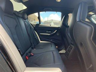 2018 BMW M3 F80 MY18 Competition Black Sapphire 7 Speed Auto Dual Clutch Sedan