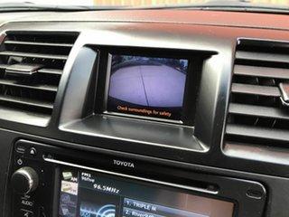 2012 Toyota Kluger GSU45R MY12 KX-S AWD Blue 5 Speed Sports Automatic Wagon
