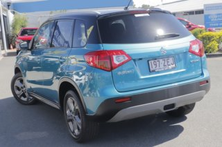 2017 Suzuki Vitara LY RT-S 2WD Alantis Turquoise/black 6 Speed Sports Automatic Wagon.