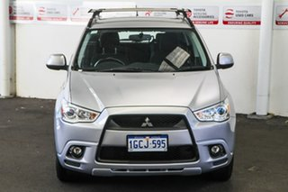 2011 Mitsubishi ASX XA (4WD) 6 Speed Manual Wagon