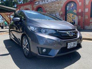 2016 Honda Jazz GF MY16 VTi-S Grey 1 Speed Constant Variable Hatchback.