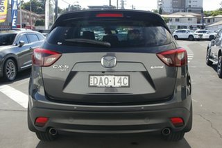 2015 Mazda CX-5 KE1032 Grand Touring SKYACTIV-Drive AWD Grey 6 Speed Sports Automatic Wagon