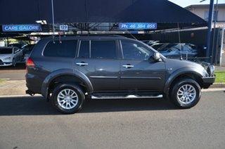 2013 Mitsubishi Challenger PB MY12 XLS (5 Seat) (4x4) Grey 5 Speed Automatic Wagon.