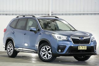 2018 Subaru Forester S5 MY19 2.5i CVT AWD Blue 7 Speed Constant Variable Wagon.