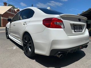 2016 Subaru WRX V1 MY17 Premium Lineartronic AWD White 8 Speed Constant Variable Sedan